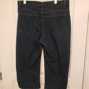 Riders Lee Women's capris jeans size approx. M